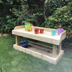 Childs workbench