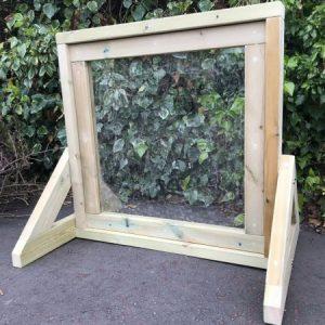 Mark Making Window