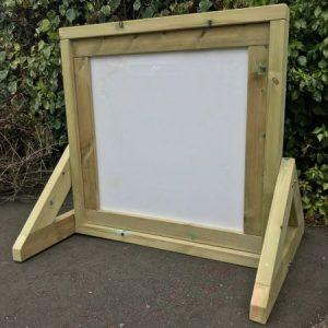 square whiteboard