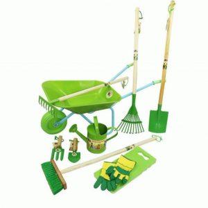 children gardening set